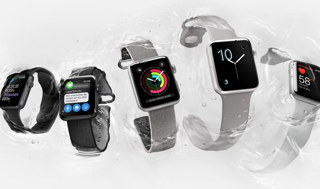Apple Watch erhält watchOS 3.1.3 als Beta