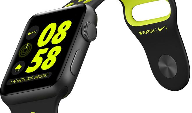 Test: Apple Watch Nike+ im Lauftraining