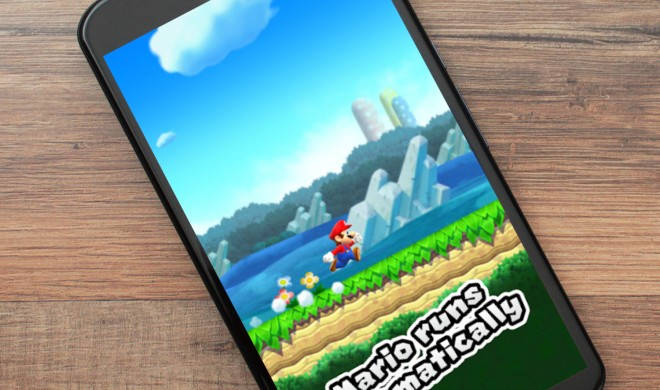 Vorbei mit der iPhone-Exklusivität: Super Mario Run jetzt für Android vorab registrieren