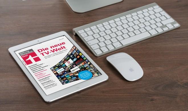 Stiftung Warentest: Apple TV ist die beste Set-Top-Box mit Eigenheiten