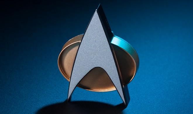 Star Trek ComBadge: Jetzt vorbestellbar