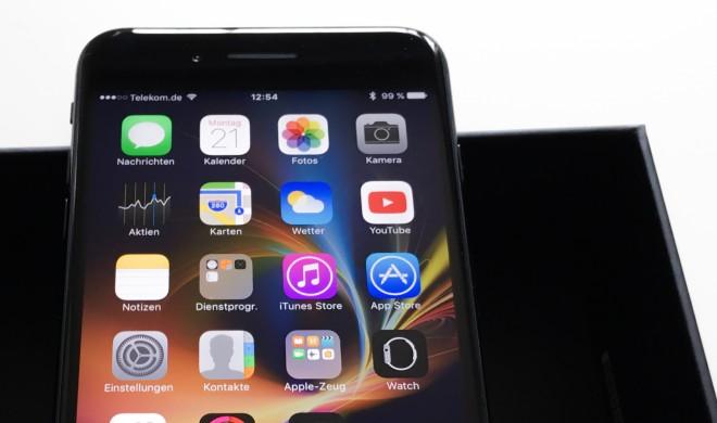 iPhone 7: Neue Produktionsstrategie sollte volle Lager vermeiden