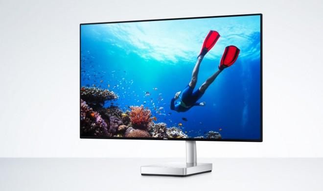 CES 2017: Dell stellt ultra dünnen 27-Zoll-Monitor mit USB-C vor