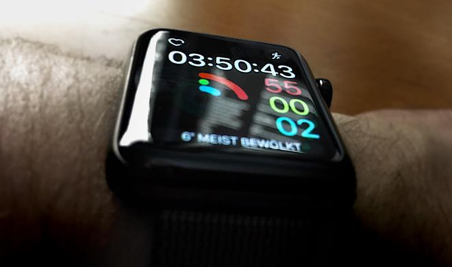 Gerüchte um Apple Watch 3: Mehr Akku, kein neues Design