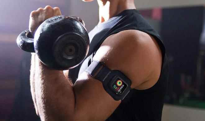 "ActionSleeve: TwelveSouth kündigt ""Apple Watch""-Armband für den Oberarm an"