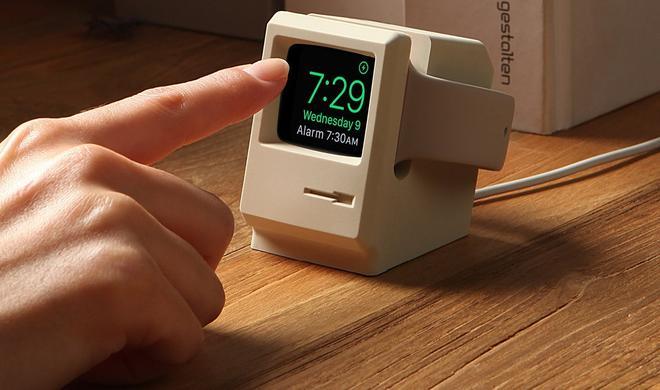 So wird die Apple Watch zum Original-Macintosh