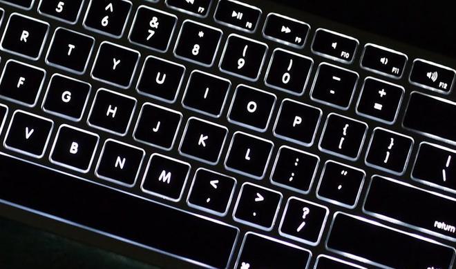 Matias: Geniale Schnurlos-Tastatur für den Mac mit Tastenbeleuchtung