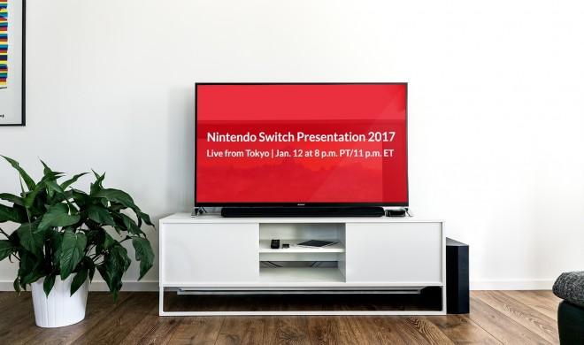 So verfolgen Sie das Nintendo-Switch-Event