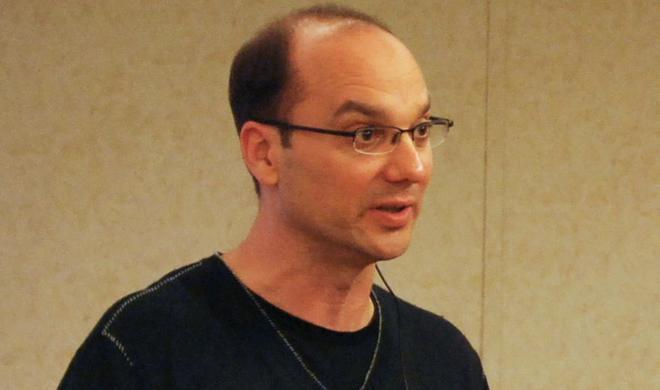 Android-Erfinder Andy Rubin will mit neuem Smartphone das iPhone angreifen