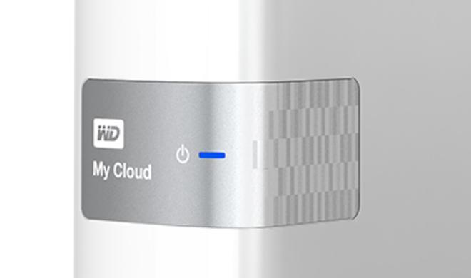 Backup oder Mediaserver: WD My Cloud 2 TB nur heute mit Sonderpreis bei Comtech