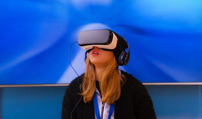 So könnte Apples VR-Headset in der Theorie aussehen