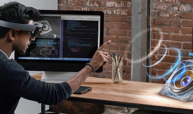 Microsoft hat mehrere tausend HoloLens verkauft