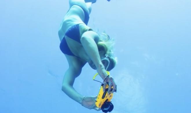 Abgefahren: Mit diesem Gehäuse taucht das iPhone 7 bis 100 Meter tief