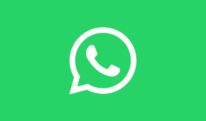 Freunde treffen mit WhatsApp