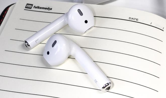 Bugfix für die AirPods: Apple aktualisiert kabellose Kopfhörer