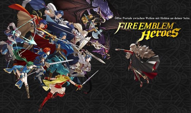 Nintendo veröffentlicht Fire Emblem Heroes für iOS