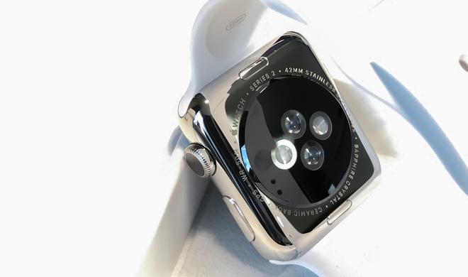 Keine Konkurrenz in Sicht: Apple Watch lässt alle hinter sich