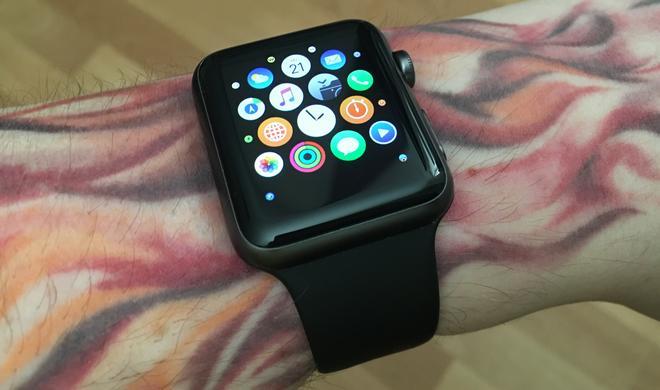 Cooler Akku für die Apple Watch in Arbeit? Lädt sich selbst auf