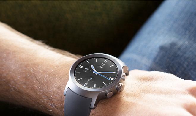 LG Watch Sport & Android Wear 2.0 sind auch für das iPhone geeignet