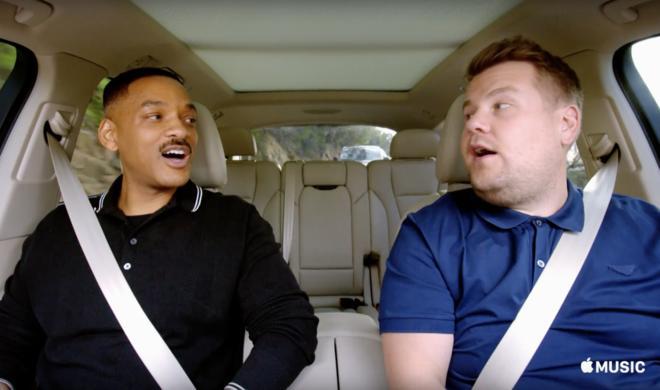 Angeteasert: Apple gewährt ersten Blick auf Carpool Karaoke