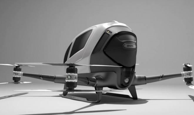 Dubai will im Sommer Drohnen-Taxis einführen