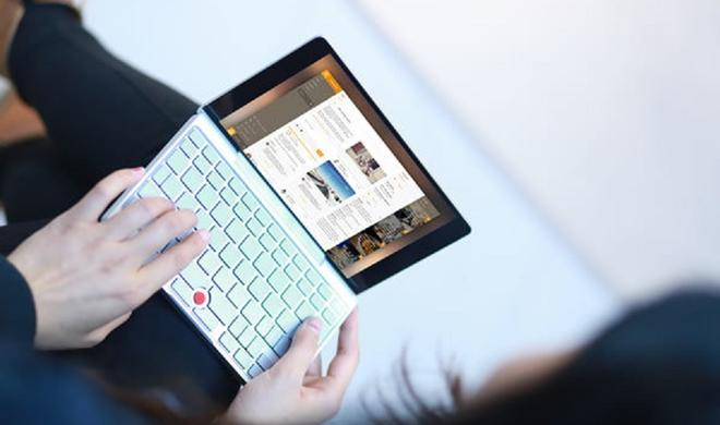 Das ist der wahrscheinlich kleinste Laptop der Welt