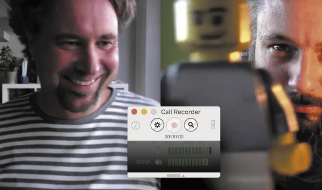 Skype-Gespräche am Mac mitschneiden: So schlägt sich Call Recorder im Test
