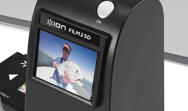 Videos, Vinyl, Dias & Fotos mit iPhone und Mac digitalisieren