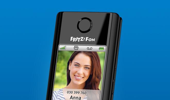Anspruchsvoller telefonieren: AVM Fritz!Fon C5 reduziert