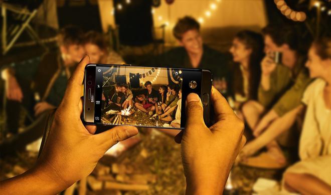 Samsung gibt das Galaxy Note 7 doch noch nicht auf