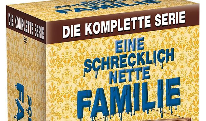 """Die komplette Serie auf DVD: """"Eine schrecklich nette Familie"""" zum Schnäppchenpreis"""