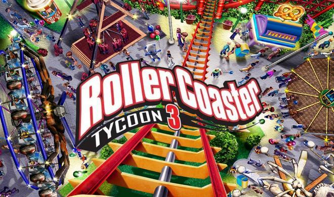 Rauf und runter: RollerCoaster Tycoon 3 für iPhone und iPad reduziert