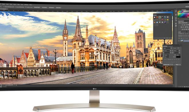 38-Zoll-Display für kreative Mac-Anwender im Test: LG 38UC99-W
