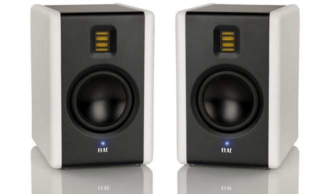 Aktiver Nahfeld-Monitor-Lautsprecher, auch für den Mac: ELAC AM200 im Test