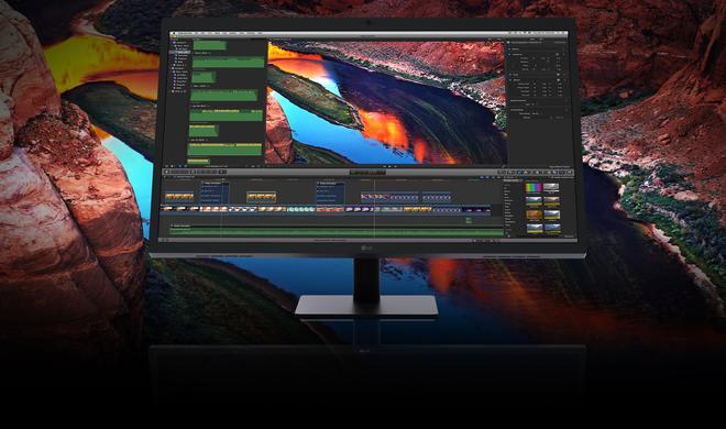 LG UltraFine 5K: Probleme mit Routern behoben, Lieferung ab Anfang März