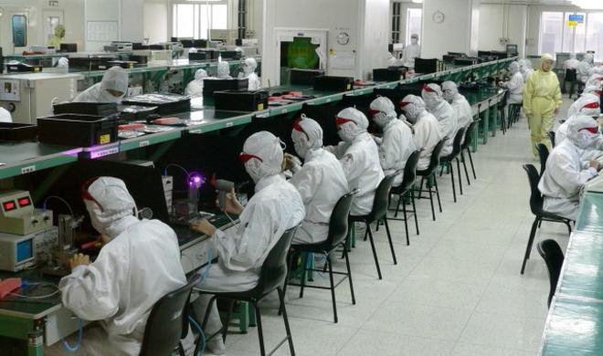 Apple-Zulieferer Foxconn produziert Flash-Speicher bald selbst