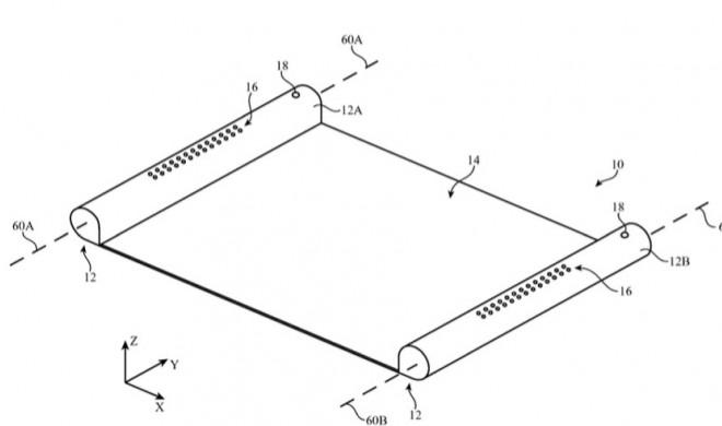 Genial: Das iPhone-Display der Zukunft wird aufgerollt