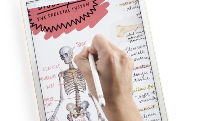 iPad Pro im Video: Bestens geeignet um Notizen zu machen