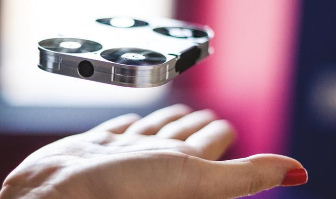 Airselfie - diese Drohne ist so groß wie Ihr iPhone
