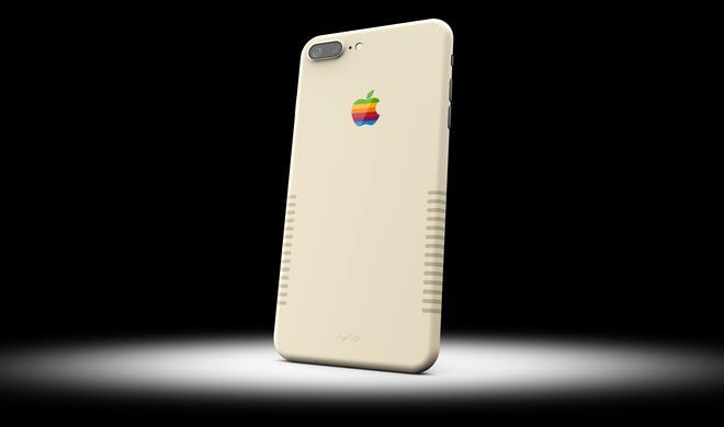 ColorWare bringt iPhone 7 Plus Retro Edition in Beige