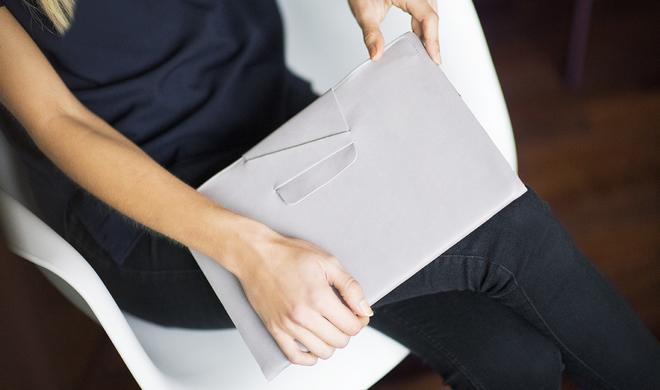 Artwizz Leather Skin im Test: Natürliche Haut für das MacBook