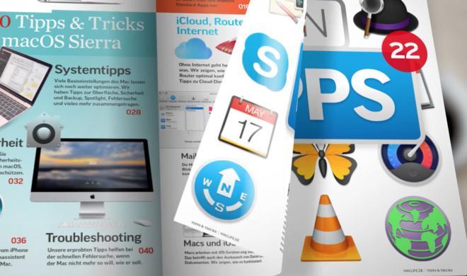 Mit diesen 250 Tipps & Tricks zu macOS Sierra werden Sie zum Mac-Genius!