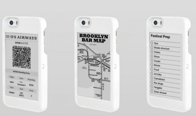 Crowdfunding: Popslate macht dicht - kein E-Ink-Display für's iPhone