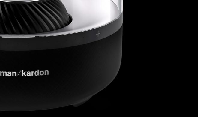 Klasse Sound mit AirPlay: Harman Kardon Aura stark reduziert