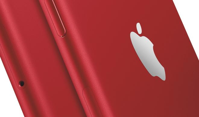 iPhone 7 (PRODUCT)RED-Edition: In China ist es einfach rot