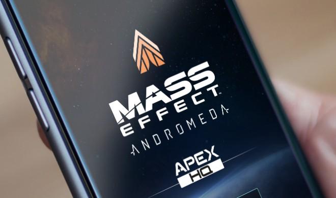 Apex HQ bringt Mass Effect: Andromeda auf iPhone & iPad