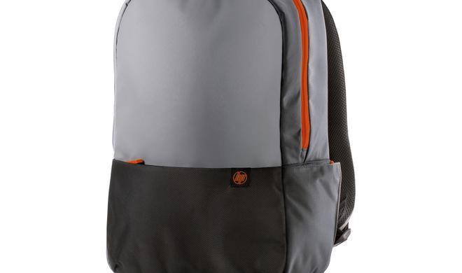Rucksack fürs Laptop? HP Duotone in Orange/Grau jetzt günstig kaufen