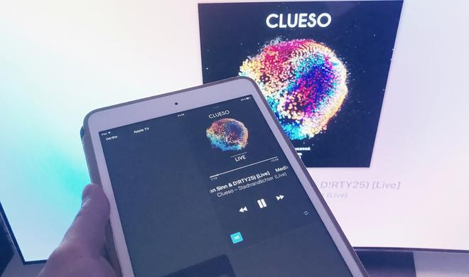 Remote App: Apple TV lässt sich jetzt auch mit dem iPad steuern