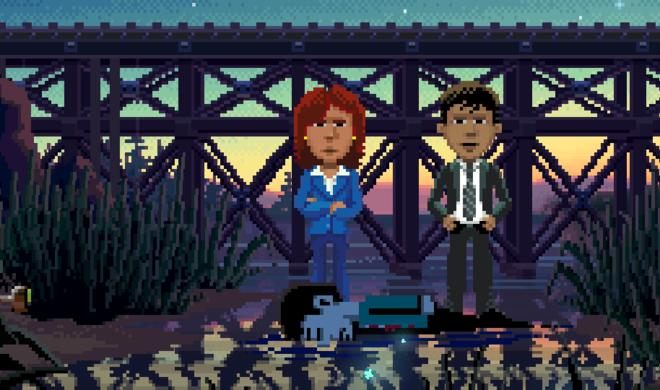 Zurück zum Pixel: Point-and-Click-Adventure Thimbleweed Park glänzt ab sofort am Mac