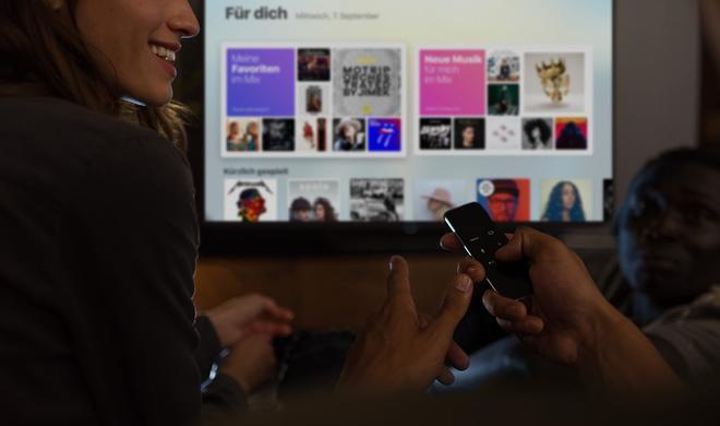 """Apple legt """"Premium TV""""-Streaming-Bundle-Pläne noch nicht zu den Akten"""